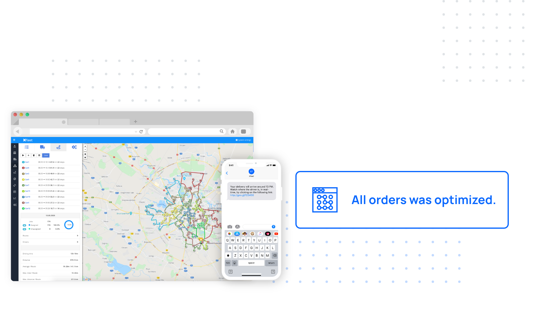 delivery management